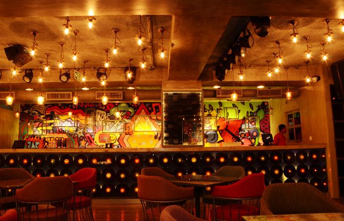 Indigo Live Music Bar & Terrace