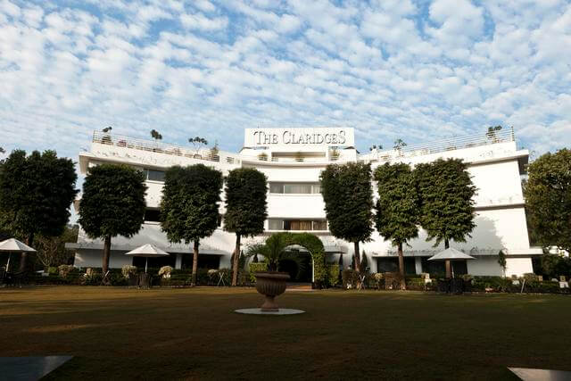 The Claridges, Aurangzeb Road