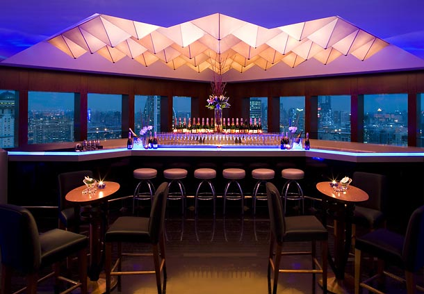 JW Lounge - JW Marriott, New Delhi