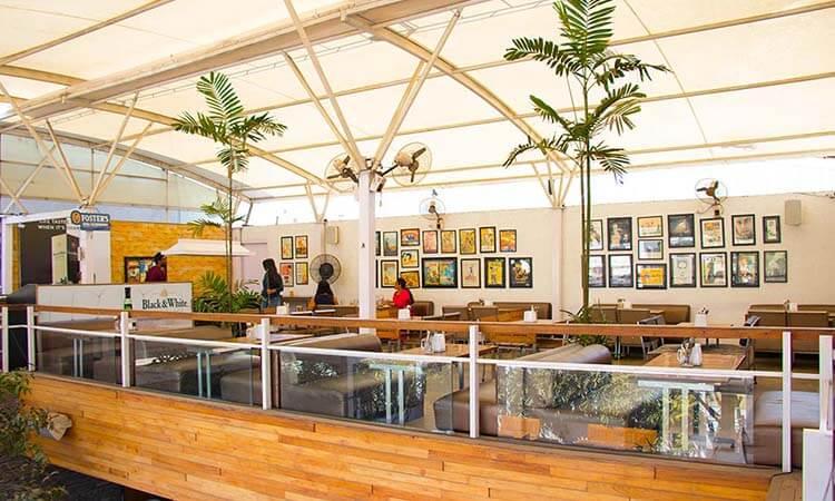 Over the Top Terrace Lounge koramangala