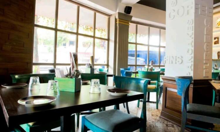 Cafe Trofima, Shivaji Park Road