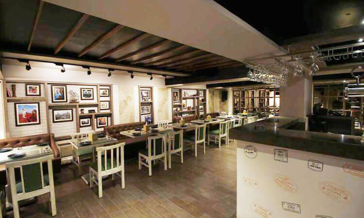 Reise All Day Bar & Kitchen, Andheri East