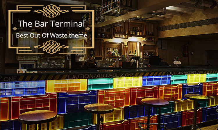 The Bar Terminal, Mumbai