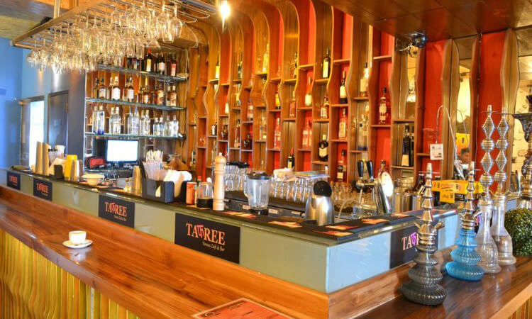 Tafree Cafe, CP