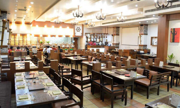 The Ancient Barbeque, Noida