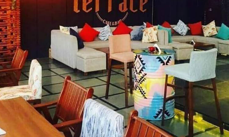 The Terrace, Juhu