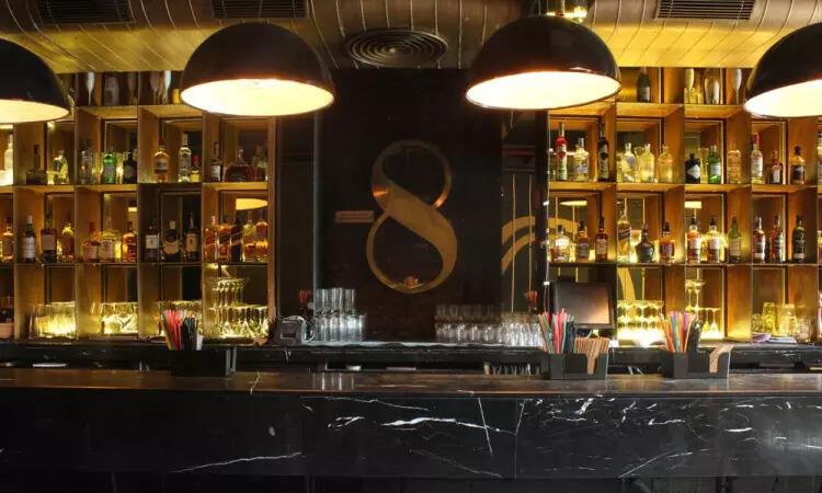 Number Eight Kitchen & Bar, New Delhi