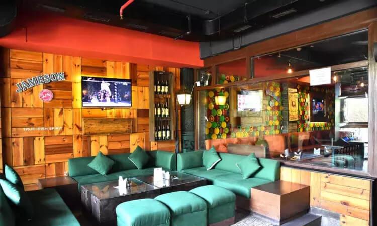 Raasta Cafe, Hauz Khas Village