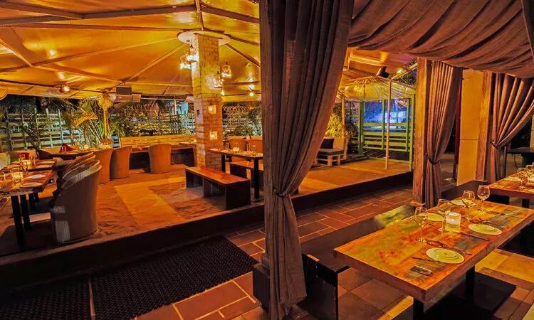 Tabula Beach Cafe, New Delhi