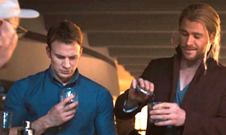 Captain America – The Old Fashioned