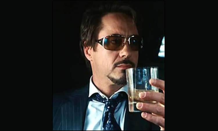 Iron Man – Jager Bomb Shots