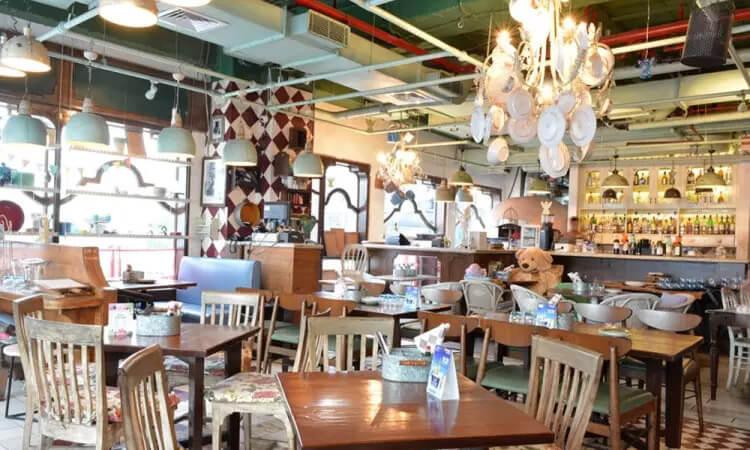 Olive Bistro and Bar, Gurgaon