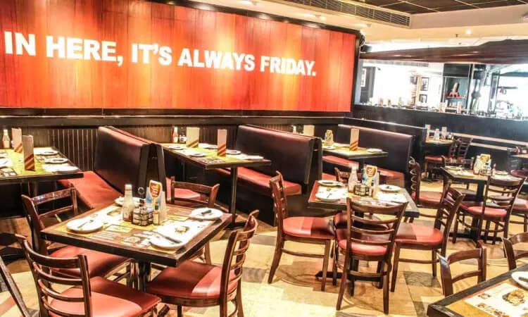 TGI Friday's, Vasant Kunj