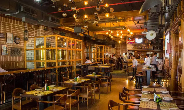 The Old School – Brewhouse, Sector 29, Gurugram