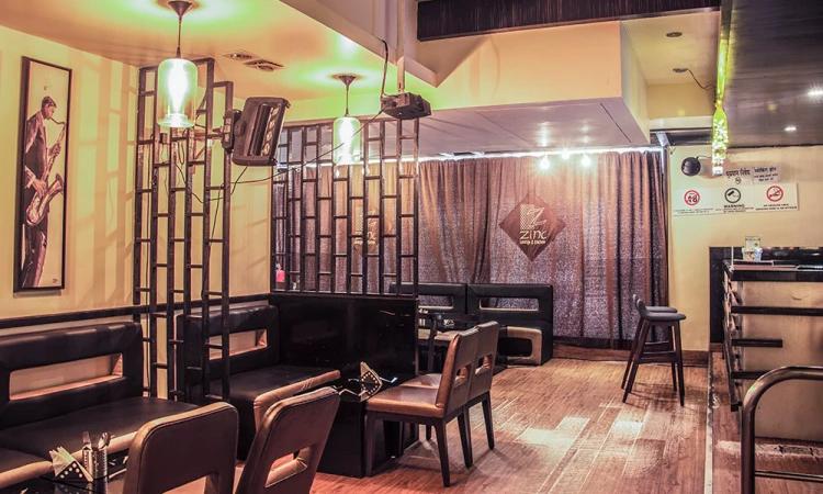 Zinc Lounge & Kitchen, Malad West